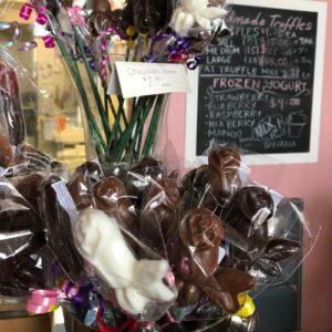 chocolates, Truffles