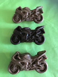 Motorcycle Chocolates