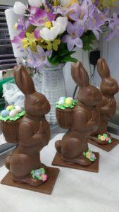 Easter Bunny Chocolates