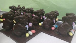 Easter Bunny Chocolates